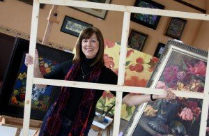 margie moss local color art gallery