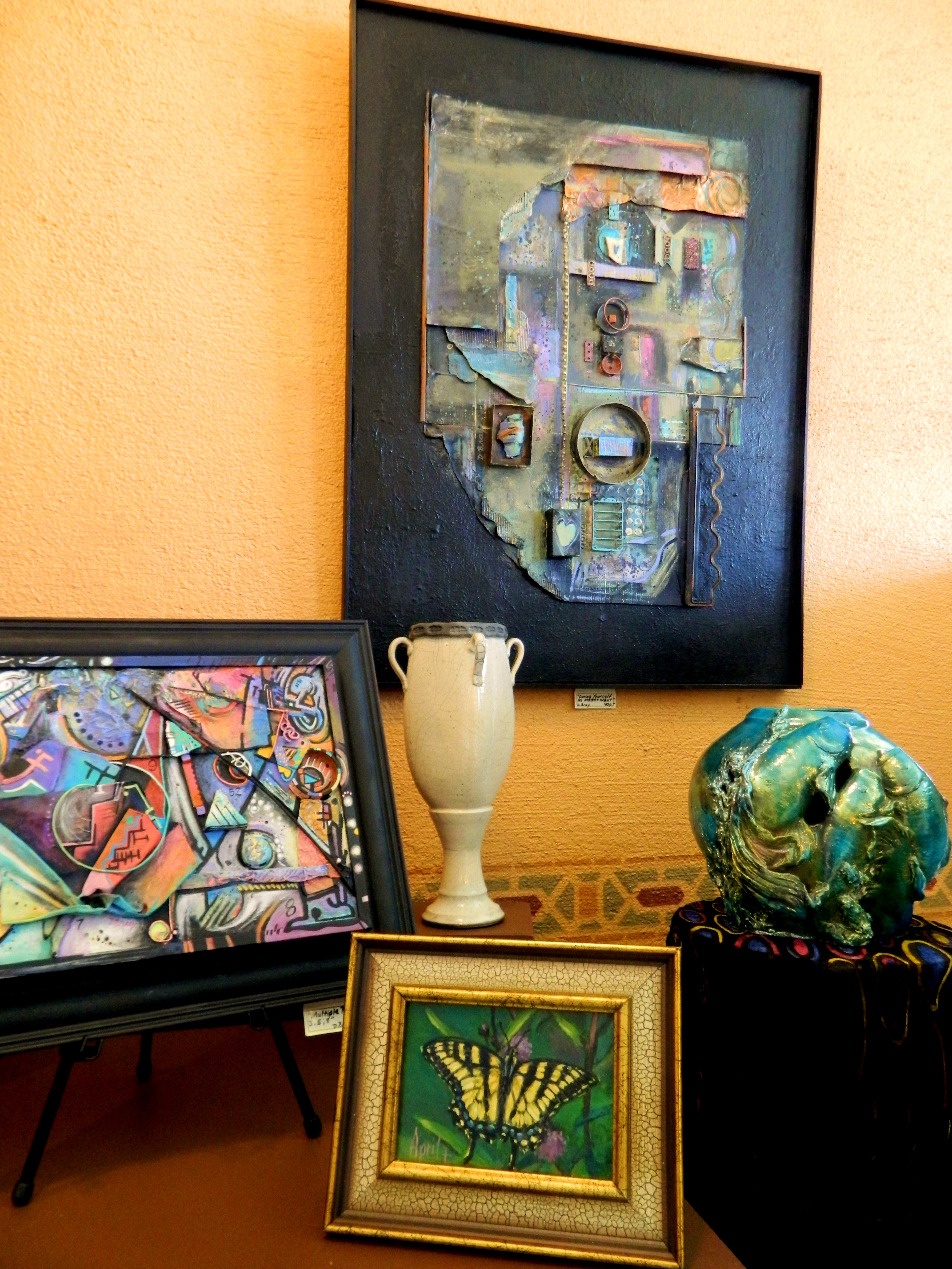 Local Color Art Gallery Studio Joplin MO