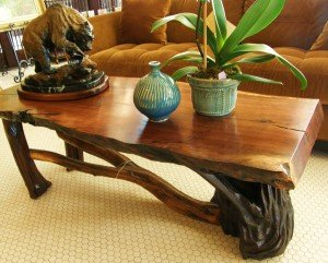 jack divine wood table
