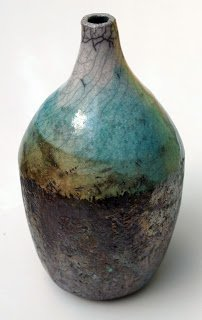 Mark Strayers Local Color Art Gallery Blue vase 1 web