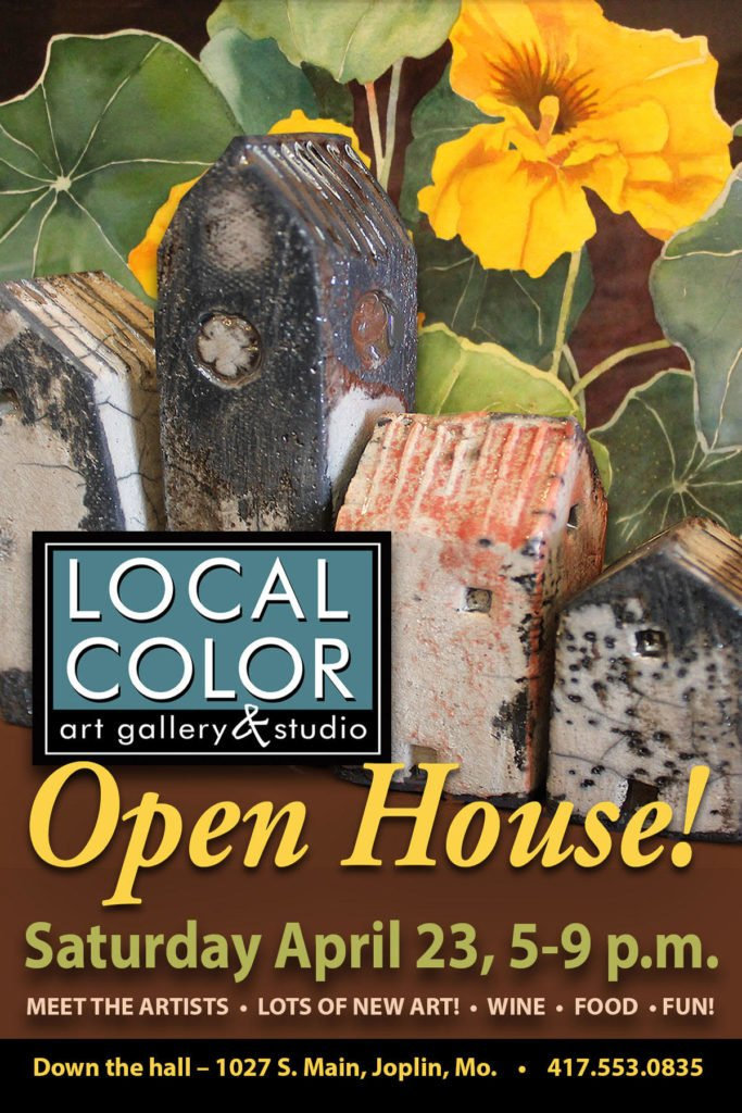 Local Color Art Gallery Open House
