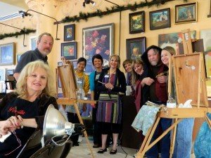Art Gallery Painting Classes Joplin MO