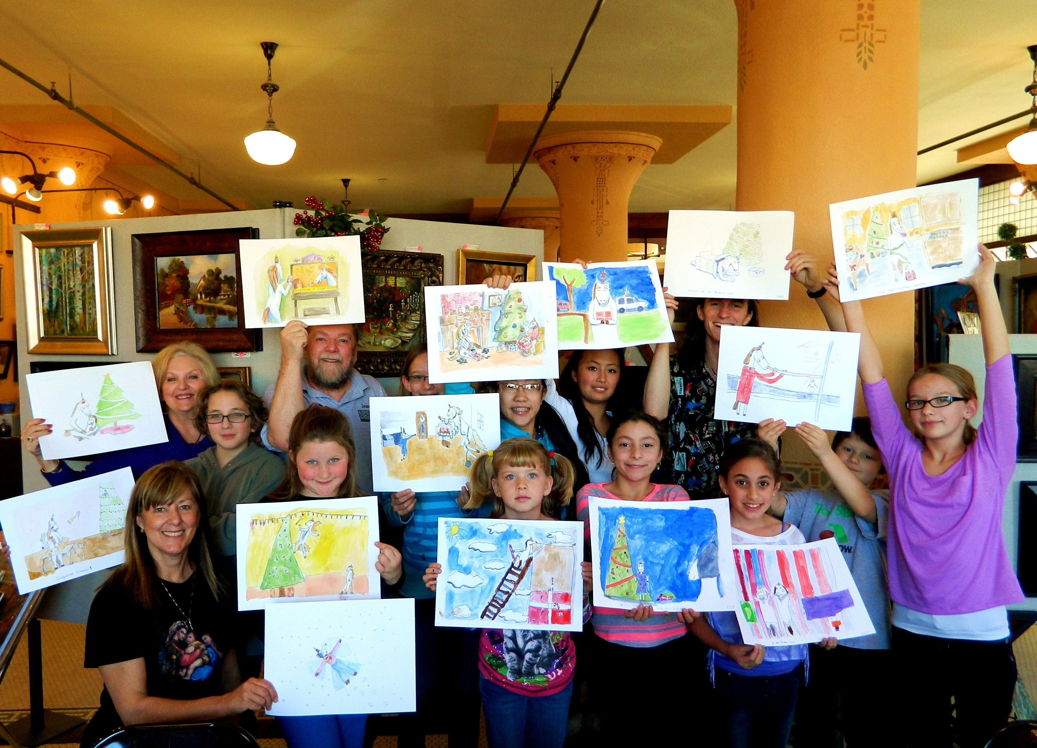 Local Color Art Gallery Art Classes Joplin MO