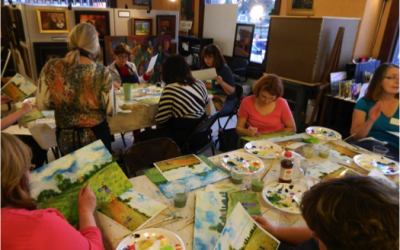 Choose Local Color Art Gallery for your Private Party